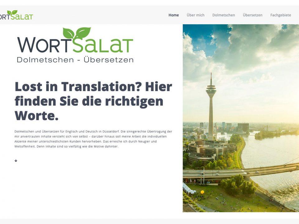 coolpack webdesign düsseldorf wortsalat