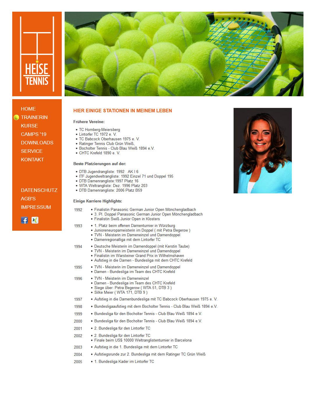 Heise Tennis