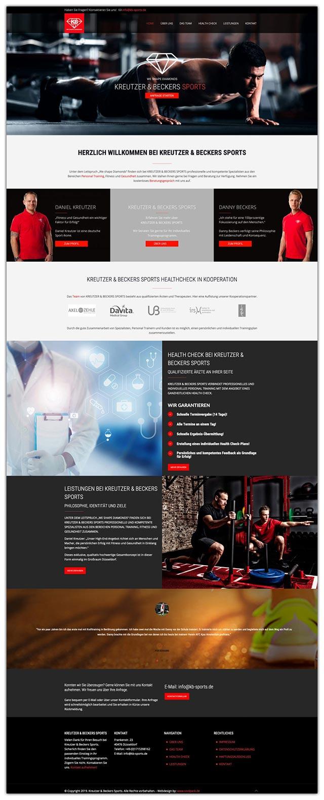 Webdesign Düsseldorf
